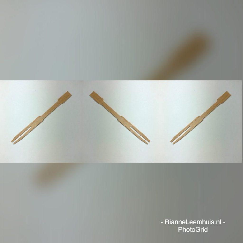bamboe vorkje