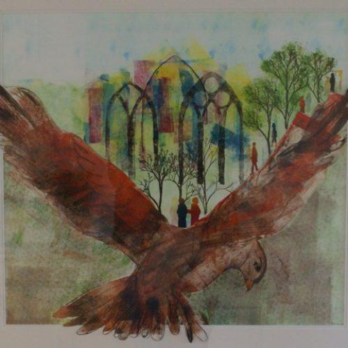 1. Dragende vleugels